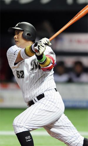 金泰均一塁手