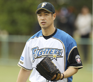 木田優夫選手