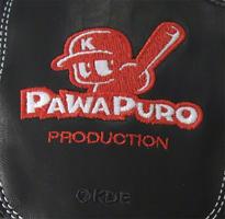 「パワプロ」ロゴ入りグラブ(軟式)